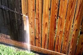 Fence Powerwashing Fence Pressure Washing West Orange Powerwash