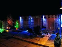 Low Voltage Led Landscape Lights Kits Outdoor Low Voltage Led Lighting Aluminum Fence Low Vo Backyard Lighting Landscape Lighting Design Garden Lighting Design