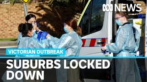 Melbourne suburbs enter lockdown as ...