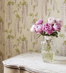 colefax fowler seraphina wallpaper