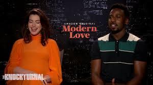 Anne Hathaway & 'Modern Love