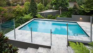 Pool Glass Balustrade Installation And Glass Fencing Sydney Melbourne Yatala Cairns
