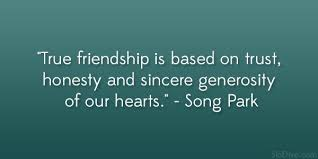 quotes about true honest friends quotes