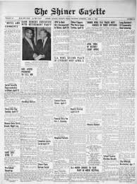 Shiner Gazette from Shiner, Texas on April 9, 1959 · Page 1