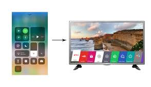 iphone xs max to tv screen mirroring