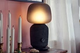 sonos x ikea symfonisk table lamp