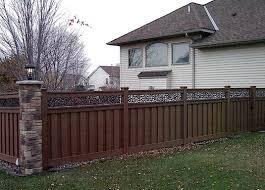 Trex Fences Traditional Landscape Denver By Split Rail Fence Co Denver Co