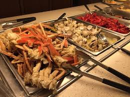 Captain John's Seafood Buffet Is A Food ...