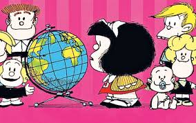 Mafalda, la niña que cumple 55 años de cuestionar al mundo
