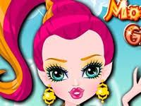 monster high gigi grant makeup game