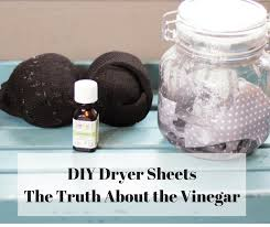 diy dryer sheets with and without the