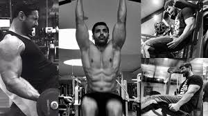 john abraham body fitness and workout