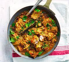lamb curry recipes bbc good food