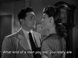 """Marie Windsor and John Garfield in """"Force of Evil"""" (Abraham ..."""