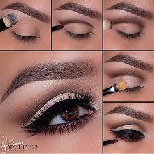 easy step by step natural eye makeup