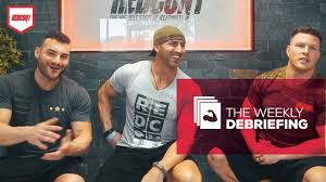 The Weekly Debriefing: Who is Celebrity Trainer Aaron Williamson? - YouTube