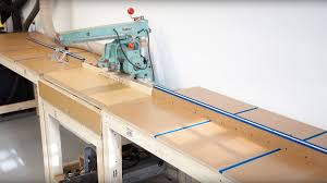 Workbench Plans Tommy S Rolling Workbench And Miter Saw Station In 2020 Mitre Saw Station Radial Arm Saw Radial Arm Saw Table