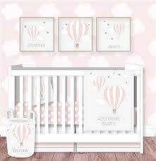 hot air balloon nursery bedding