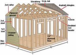 basic 10x12 shed plans