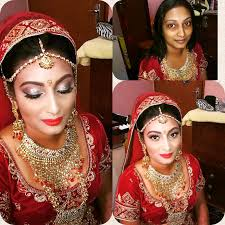bridal and occasional hair and makeup