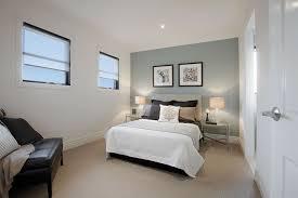 balwyn north guest bedroom with duck