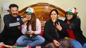 Under-19 World Cup win: Celebrations break out at Amritsar lad Abhishek's  house - punjab$amritsar - Hindustan Times