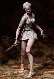 Silent Hill 2 Bubble Head Nurse Figma Figure