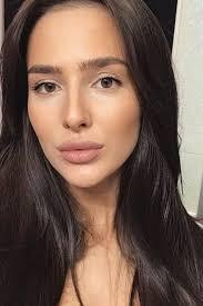 no makeup look this