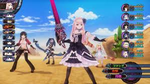 Fairy Fencer F Advent Dark Force Trailer Gematsu
