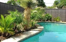 swimming pool landscape ideas designs