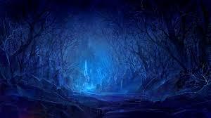 dark magic castle fantasy wallpapers