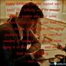 happy birthday to the leg quotes writings by vinay sharma