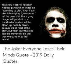 🐣 best memes about joker everyone loses their minds quote