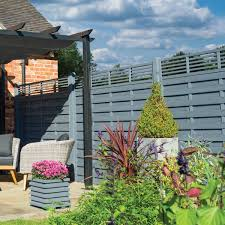 Sorrento Decorative Fence Panel S T Fencing Timber Products