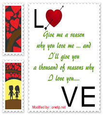 year of relationship messages