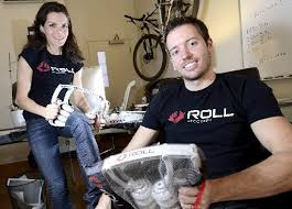 Mike Sandrock: Rolling into recovery with Boulder's Adriana and ...