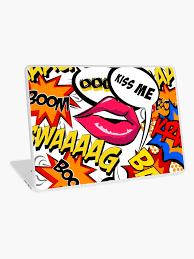 Word Bubble Love Apple Macbook Vinyl Decal Sticker Laptop Mac