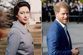 Princess Margaret and Prince Harry: Struggle of Being Royal Spare    PEOPLE.com