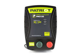 Ac Powered Electric Fence Energizers Patriot