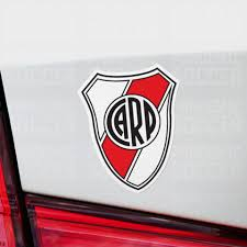 River Plate Argentina Vinyl Sticker Decal Packs 10 Stickers Pandemic Soccer