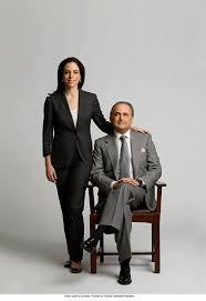 Adriana Cisneros y Gustavo Cisneros - a photo on Flickriver