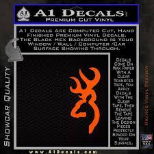 Browning Deer Decal Sticker Bulk 3 Inch A1 Decals