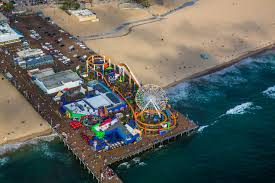 Santa Monica Pier - Hours, Directions and Parking Information
