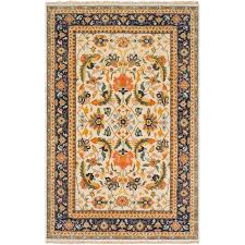 ryals oriental hand knotted wool