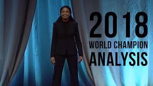 Analysis of 2018 Toastmasters World Champion of Public Speaking ...