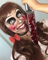 25 doll makeup ideas for halloween 2019
