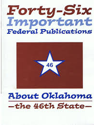 Forty-six important federal publications about Oklahoma, the 46th state: Adriana  Edwards-Johnson, Steve Beleu: Amazon.com: Books
