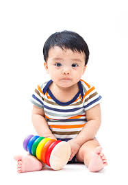does my baby have autism infant