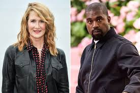 Laura Dern thanks Kanye West for giving her 'cred' with her children