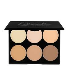 sleek makeup cream contour kit 12g